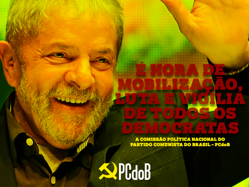 Força Lula