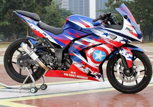 Daftar Harga Motor Kawasaki Ninja Terbaru 2013   Short News Poster