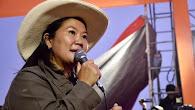 Keiko Fujimori suspende actividades por marcha del 5 de abril La candidata presidencial pidió que e