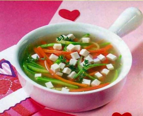 Sopa Amor Eterno