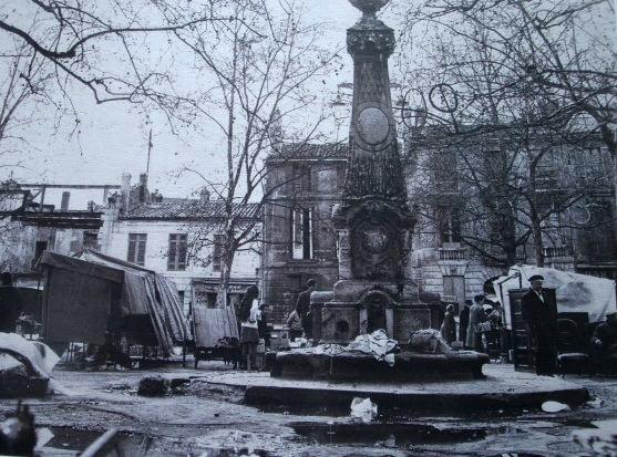 place Mériadeck