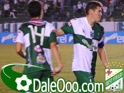 Oriente Petrolero - Gualberto Mojica, Miguel Angel Hoyos - Club Oriente Petrolero