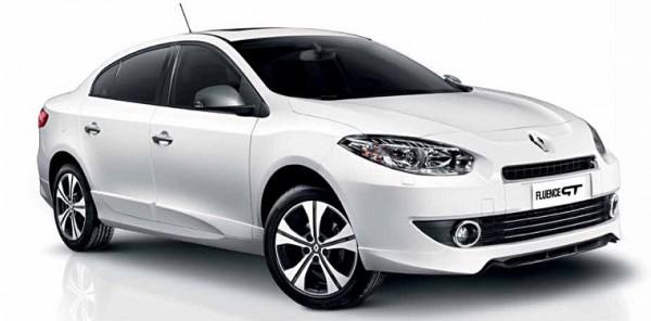 Nuevo Renault Fluence GT 2013 Equipamiento y Precios