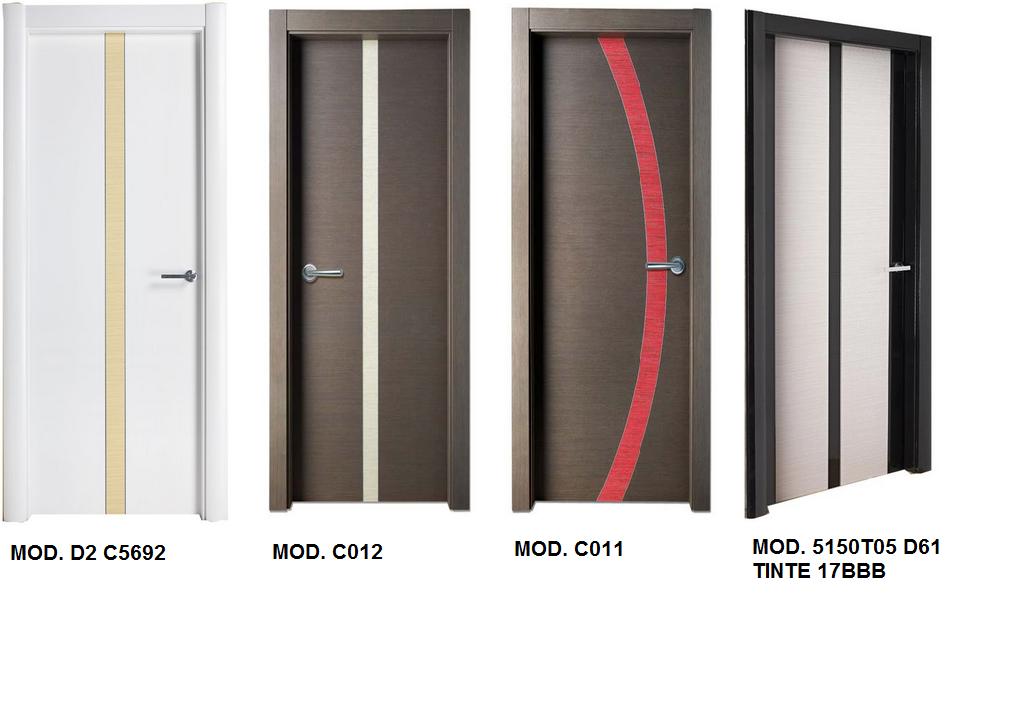Made of wood: puertas de interior serie imagin y arco