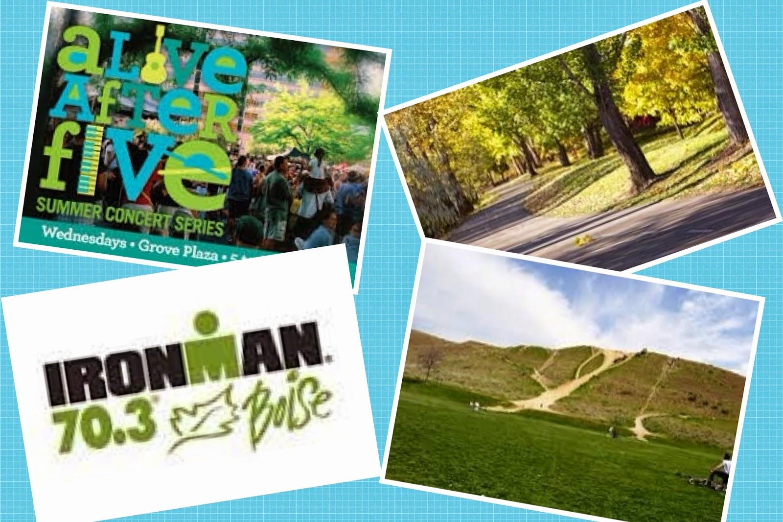 Boise Activities