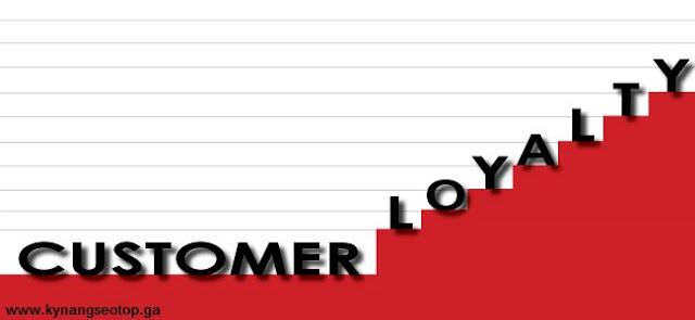Khách hàng trung thành - Customer loyalty