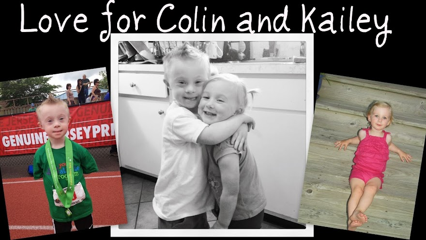 Love for Colin