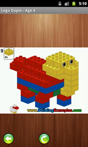 android apps f r kinder lego duplo bauanleitungen. Black Bedroom Furniture Sets. Home Design Ideas