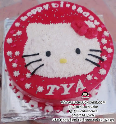 Hello Kitty Cake Cute