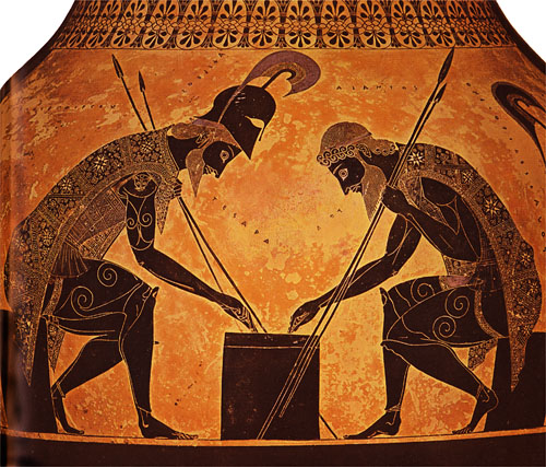 does the character of achilles change in the illiad O homer, where art thou: teaching the iliad and the odyssey through popular culture.