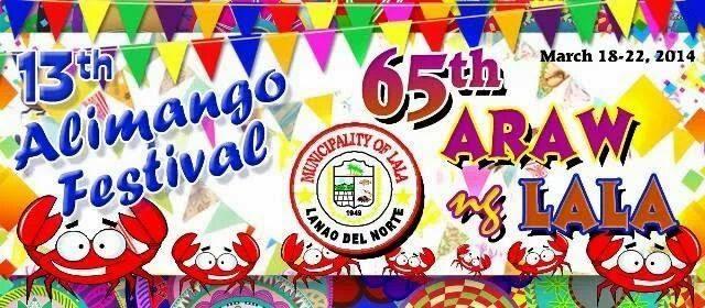 Alimango Festival in Lanao Del Norte of Lanao Del Norte