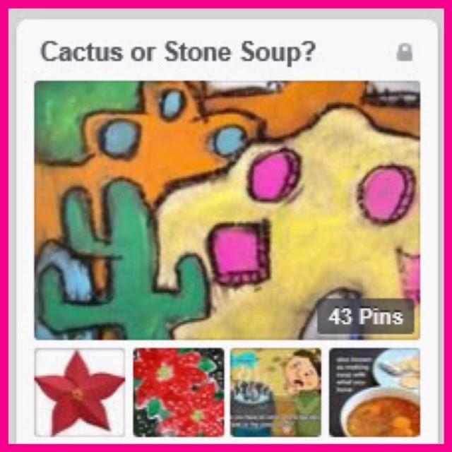 http://www.pinterest.com/thebeezyteacher/cactus-or-stone-soup/