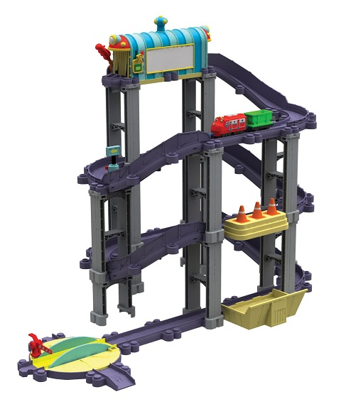 Wilson's Wild Ride Deluxe Action Playset