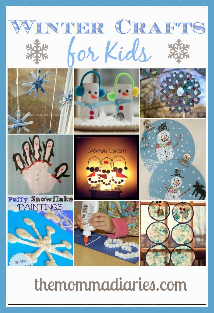#winter #crafts for #kids