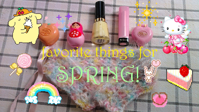 pizza kei cute pizza-kei kawaii spring fashion pastel yellow revlon nail polish lip butter polly pocket fairy kei pastel fairy-kei crocheting detachable peter pan collar sanrio little twin stars wreck-it ralph hello kitty easter