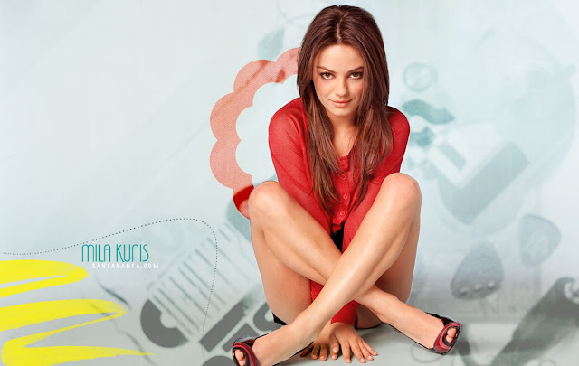 Hot Pictures of Mila Kunis