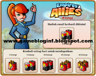 Claim your Empires & Allies Email Rewards, i have claimed Empires ...
