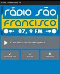 Clique na marca abaixo e instale o aplicativo para ouvir a Rádio em seu celular