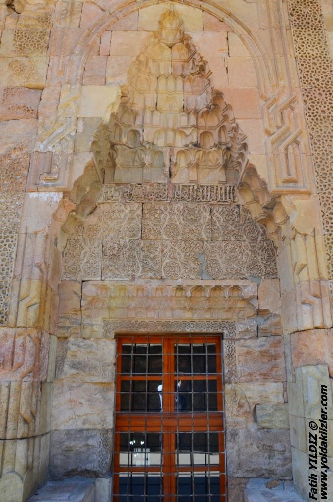 Sivas Divriği Ulu Camii Şah Kapı