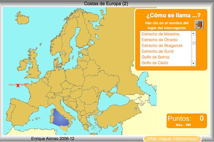 3er CICLO EN LA NAVATA EUROPA FSICA