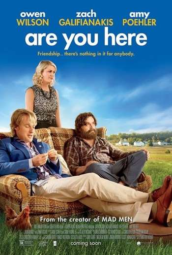 Are You Here DVDRip Latino