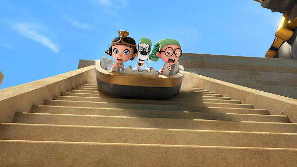 Mr. Peabody & Sherman 2014 0q