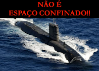 NR 33, submarino, confinado