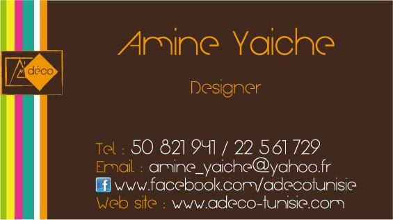 Adco Tunisie Designer