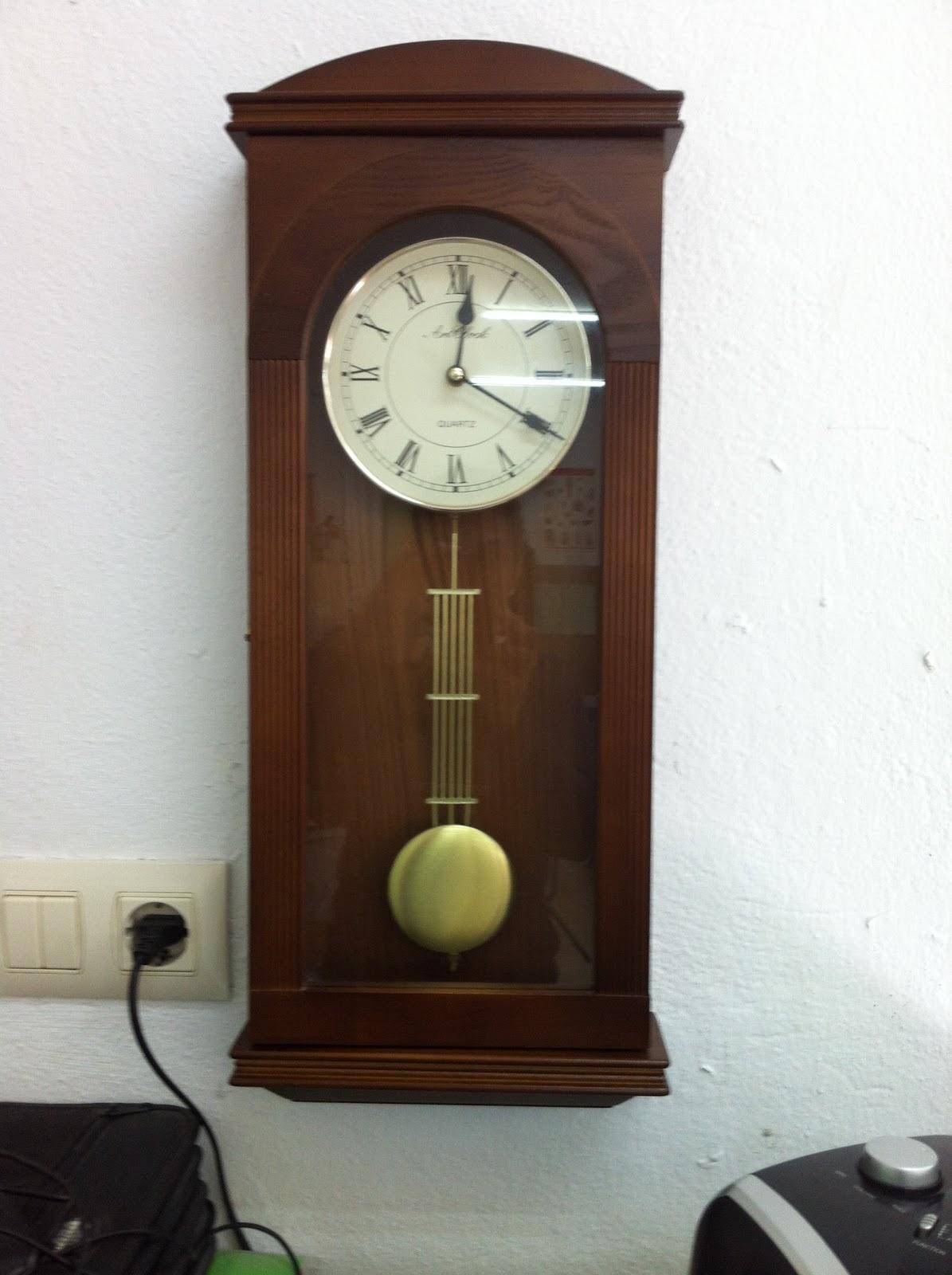 Nuestro mundillo tipos de relojes - Tipos de relojes ...