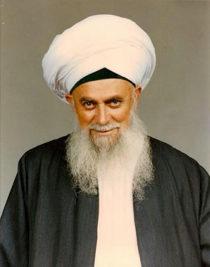Guru Mursyid: Mawlana Shaykh Muhammad Nazim Al-Haqqani