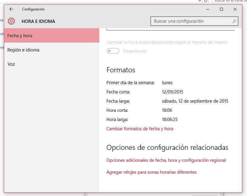 Como cambiar el separador decimal en Windows 10? ~ carlos-mau!