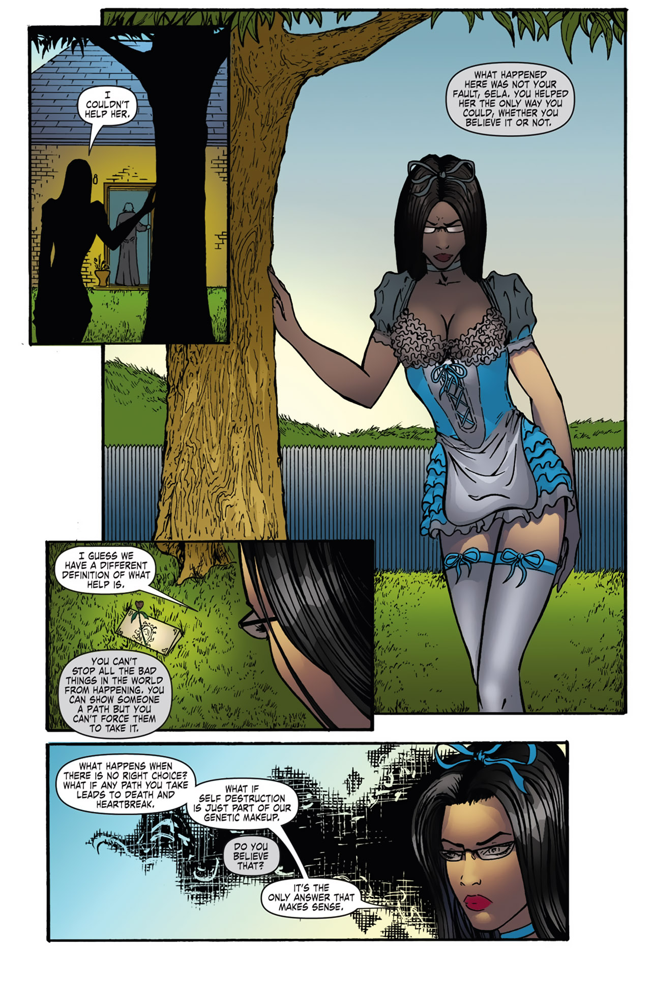 Grimm Fairy Tales (2005) Issue #16 #19 - English 21