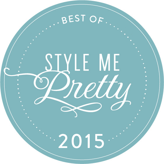 Best of Style Me Pretty 2015!