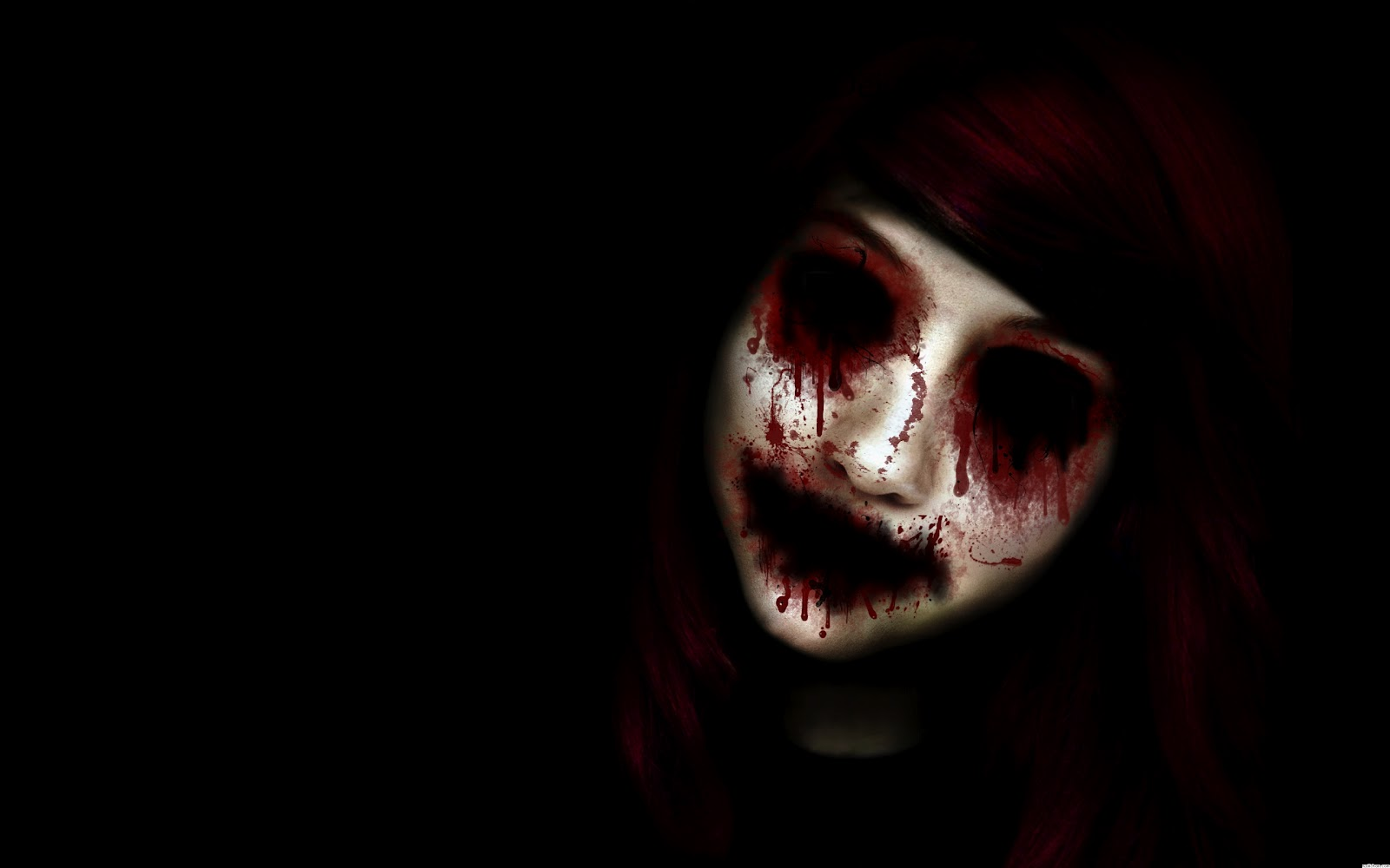 the bizarre and weird bizarre creepy scary girl photos