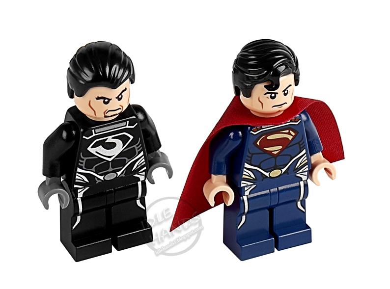 Lego man of steel