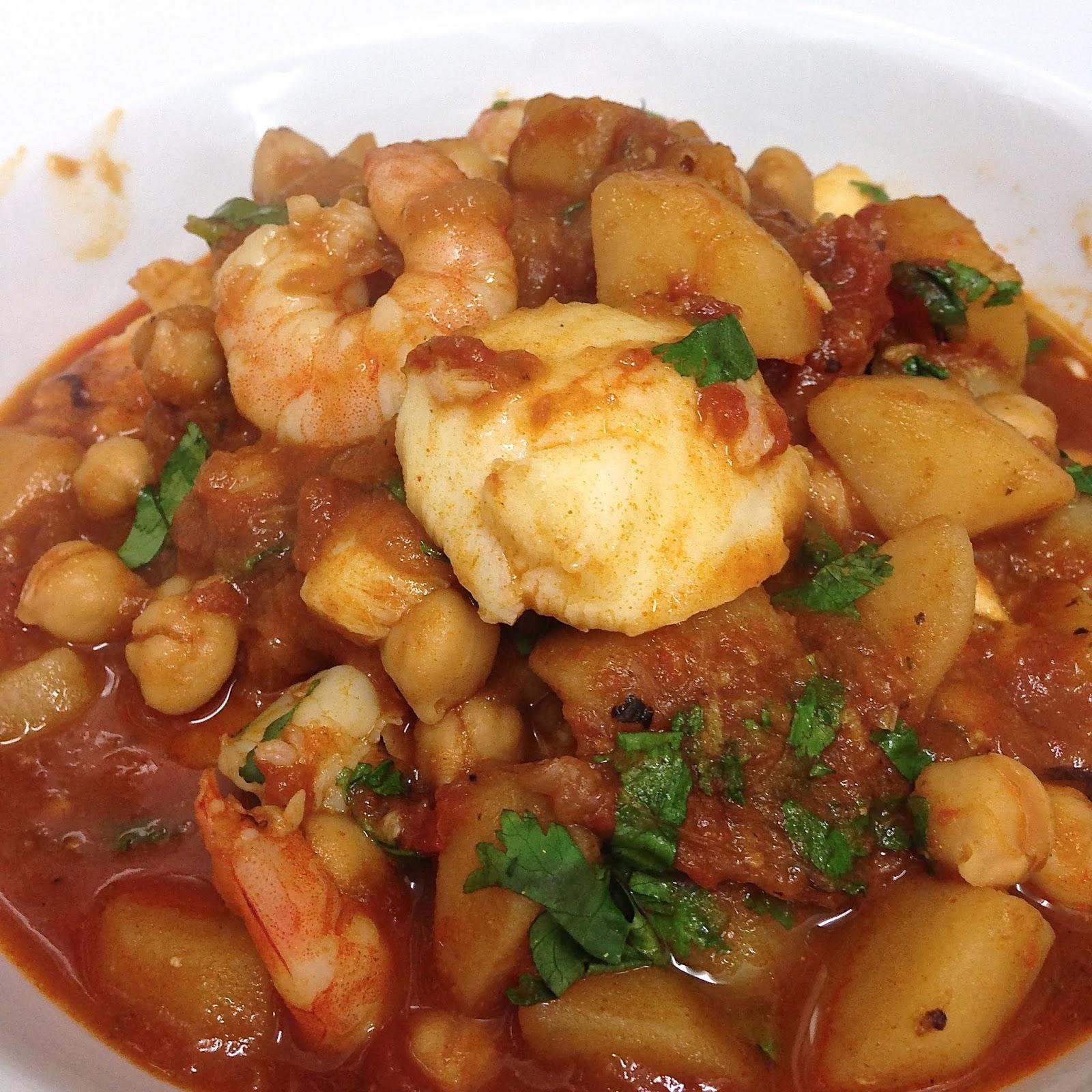 pepsakoy spanish fish stew