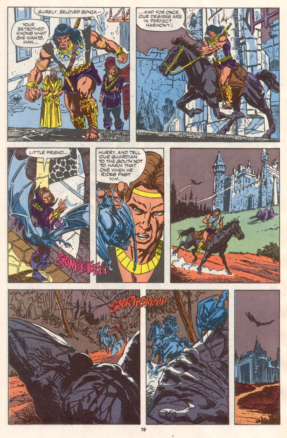 Conan the Barbarian (1970) Issue #242 #254 - English 16