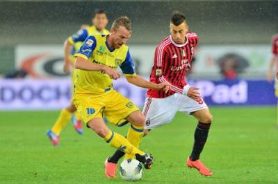 Milan-Chievo streaming
