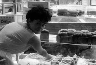 Monceau'daki Pastacı Kız