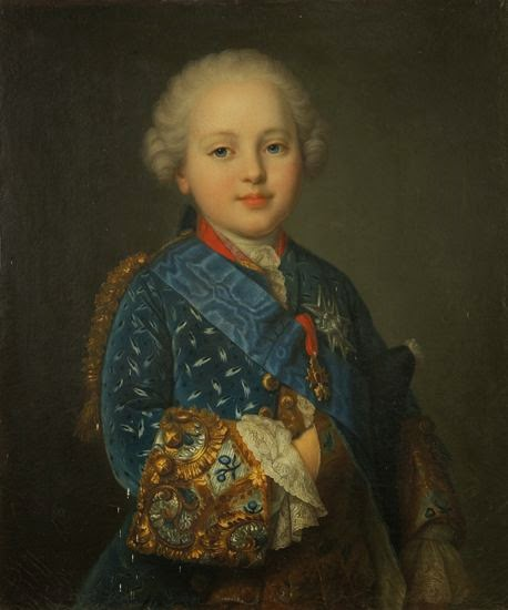 Louis XVI: His Childhood And Education | History And Other Thoughts