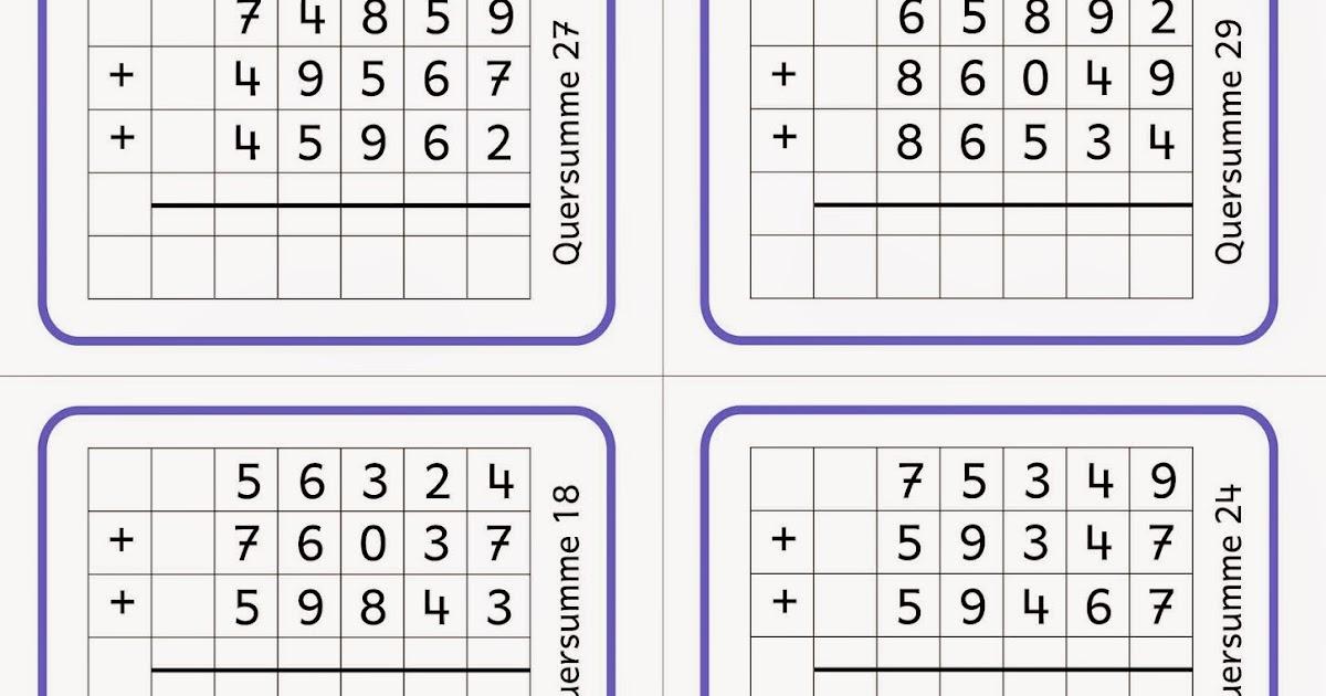 lernst252bchen schriftlich addieren 1