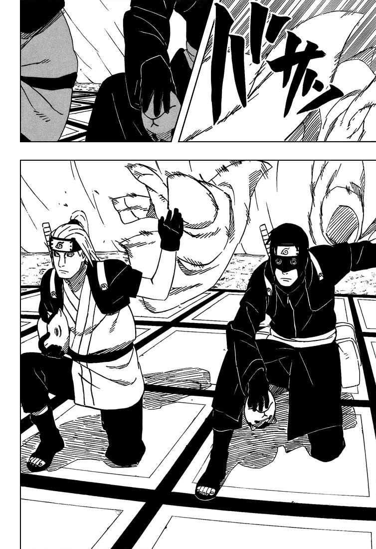 Naruto chap 455 Trang 2 - Mangak.info
