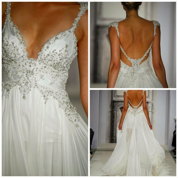 Natasha wedding essentials pnina tornai wedding dress for Pnina tornai wedding dresses