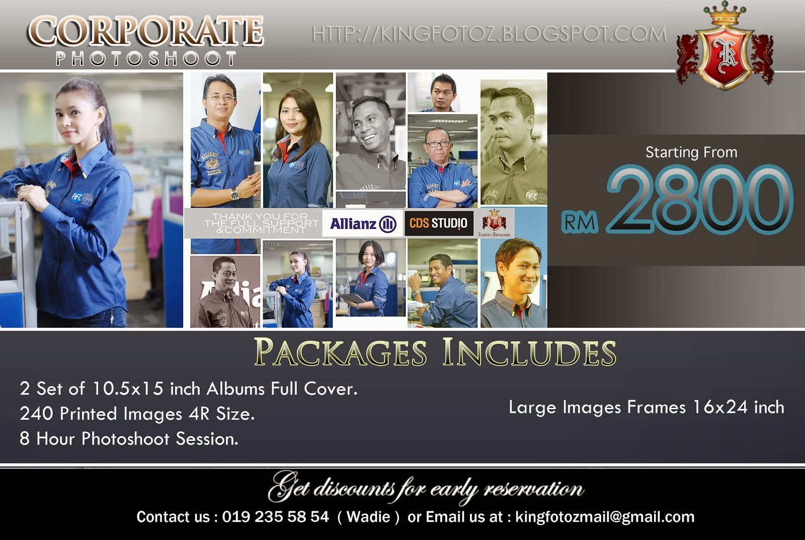 Corporated Packages