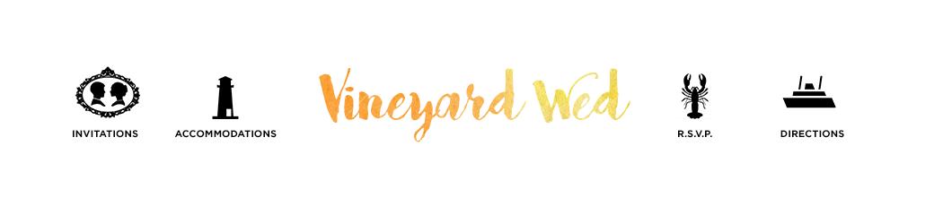 Vineyard Wed