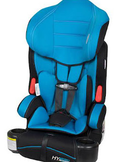 Baby Trend Hybrid 3-in-1 Booster Car Seat Review