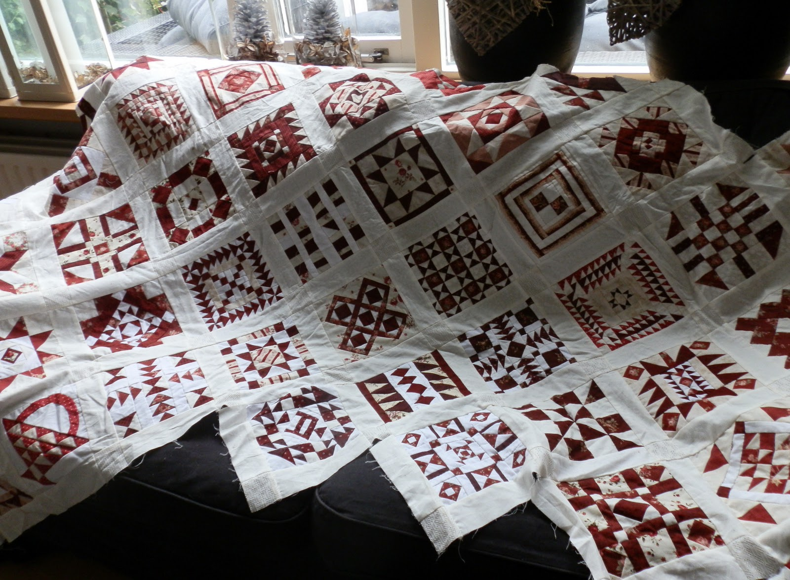 wilma s homemade quilts nearly insane