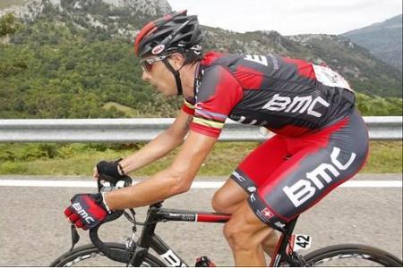 Allessandro Ballan bike position