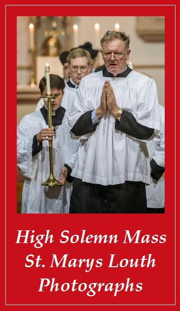 Louth High Mass Photos