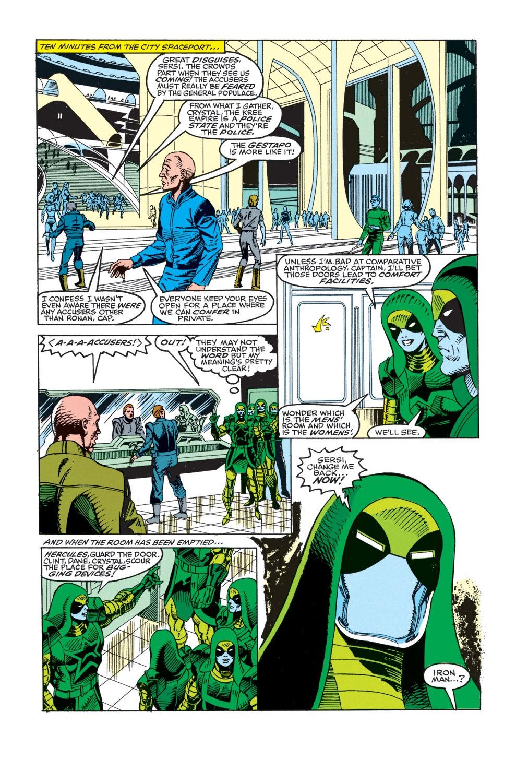 Captain America (1968) Issue #399 #338 - English 7
